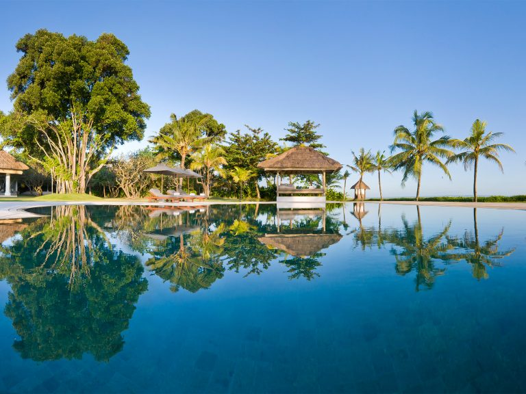 16. Atas Ombak - Pool reflections